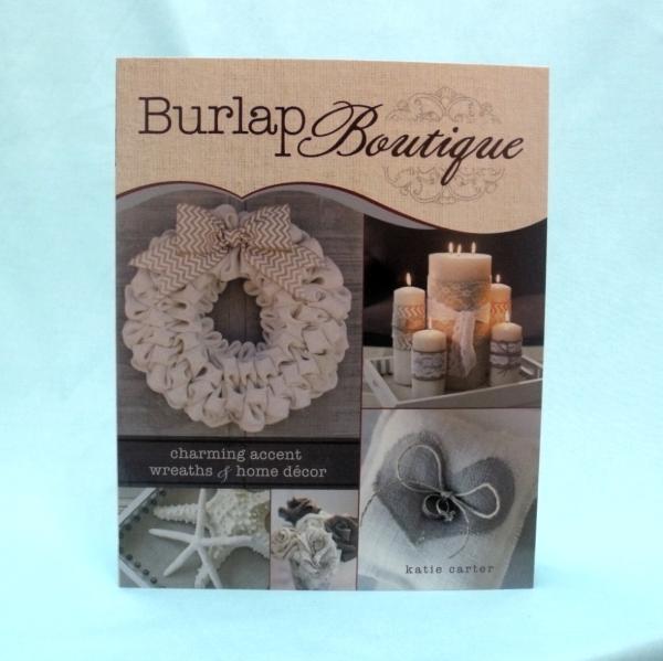 Burlap Boutique Book