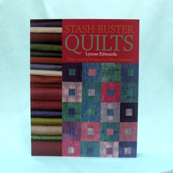Stash-buster Quilts by Lynne Edwards