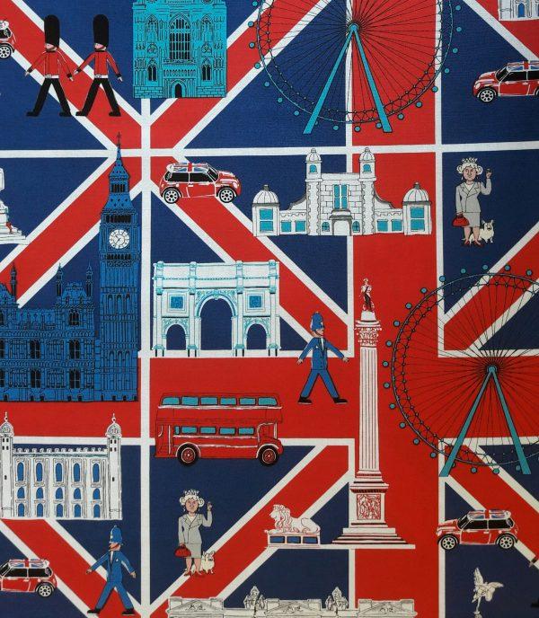 Britain's Best London print