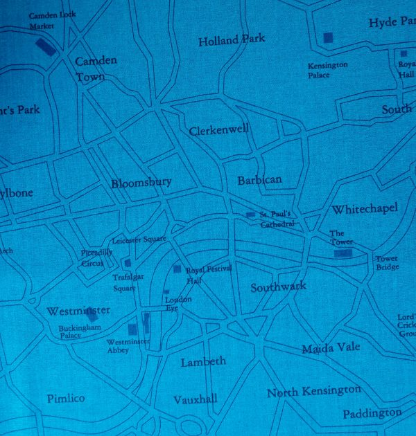 Britain's Best London Map