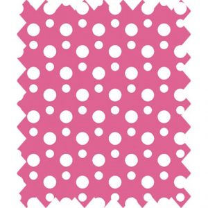 Gutermann portofino dark pink spot