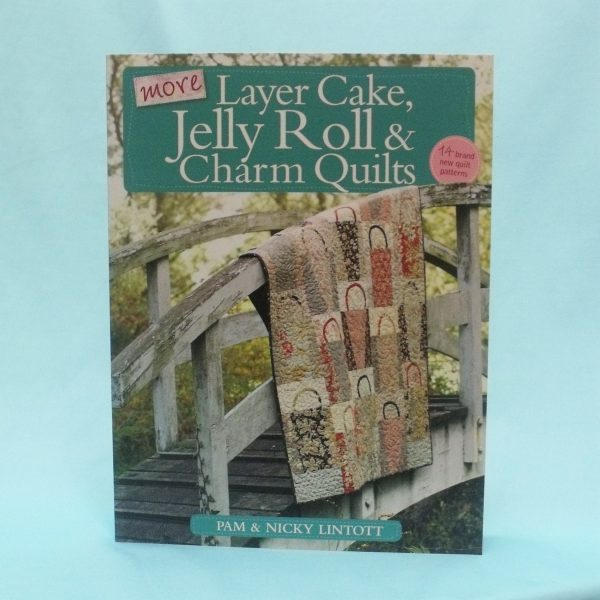 Layer Cake, Jelly Roll and Charm Quilts