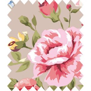 gutermann portofino mink floral