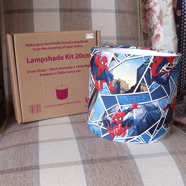 Lampshade Making Kit 20cm