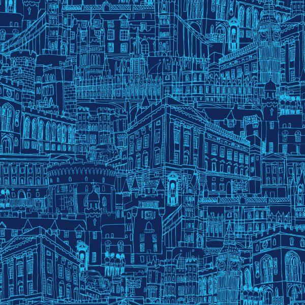 Inprint makower 2159 B80 Streets