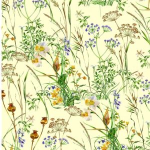 Inprint makower Wildflowers 7867 Y20
