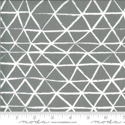 Grey (48303 17) - Zoology by Moda Fabrics