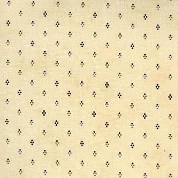 Mill Creek Garden Fabric - Tiny Buds Ivory 2245-11