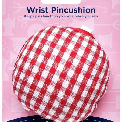 Hemline Wrist Pin Cushion H276