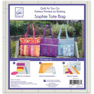 Quilt As You Go - Sophie Tote Bag