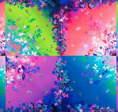 Robert Kaufman Bright Side - WELD-19711-195 Bright Panel