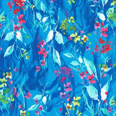 Robert Kaufman Bright Side – WELD-19713-71 Lagoon