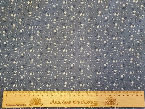 Tranquility - Blue Blossoms C9608 by Riley Blake Designs