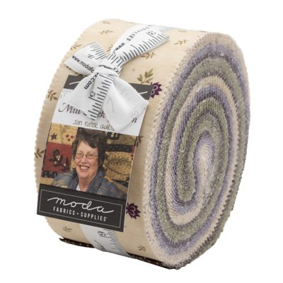 Mill Creek Garden Fabric by Jan Patek Quilts – Jelly Roll 2240JR