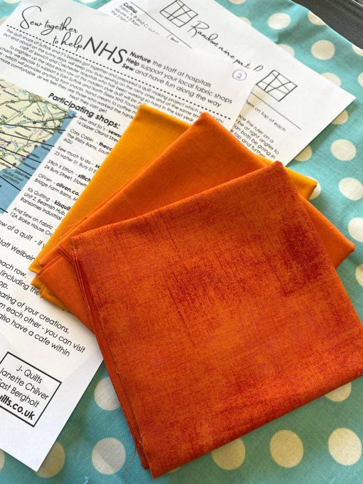 Sew Together To Help