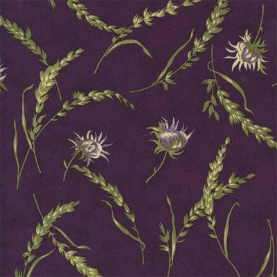 Mill Creek Garden Fabric - Wildflowers Purple 2240-12