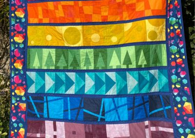 Sew Together To Help - Quilt 1