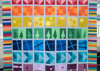 Sew Together To Help - Quilt 2