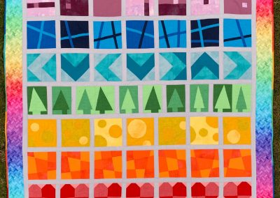 Sew Together To Help - Quilt 3