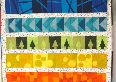 Sew Together To Help - Quilt 4
