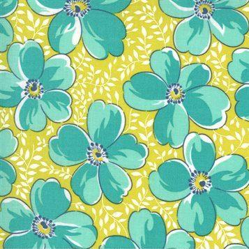 Flowers for Freya - Moda Fabrics - 23330-16 Sprout