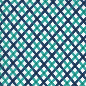 Flowers for Freya - Moda Fabrics - 23335 22 Bluebird