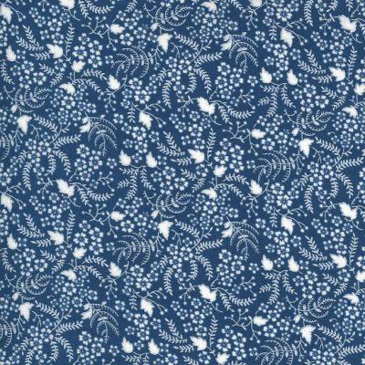 Flowers for Freya - Moda Fabrics - 23336-15 Bluebird