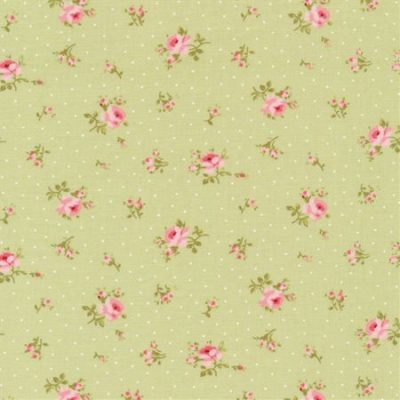 Sophie by Brenda Riddle Designs - Moda Fabrics - 18711 15 Sprout