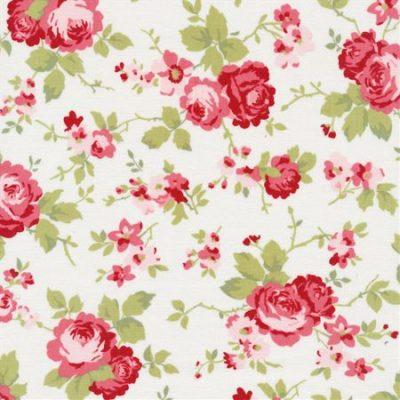 Sophie by Brenda Riddle Designs - Moda Fabrics - 18710 11 Linen