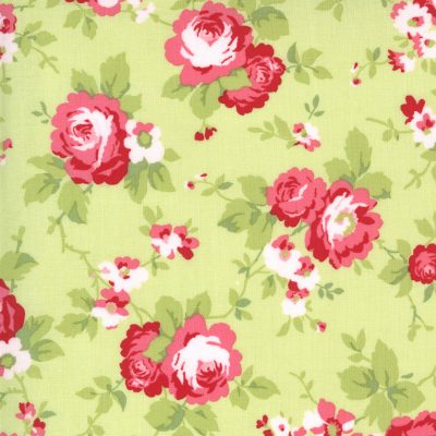 Sophie by Brenda Riddle Designs - Moda Fabrics - 18710 15 Sprout