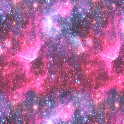 Little Johnny - Interstellar Star Dust Cotton Jersey