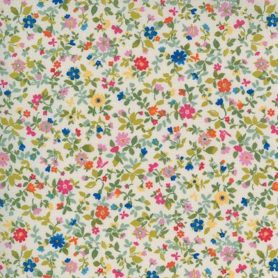 Lulu by Chez Moi - Moda Fabrics - 33584-16 Packed Floral Linen