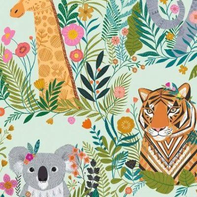 Dashwood - Our Planet - Animal Kingdom Aqua PLAN1731