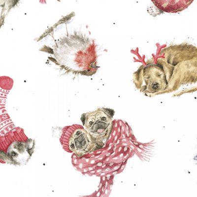 Maywood Studio - Warm Wishes - Tossed Animals