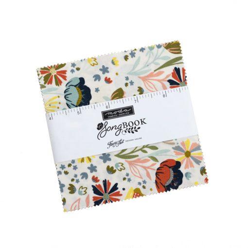 Songbook - Moda Fabrics - Charm pack