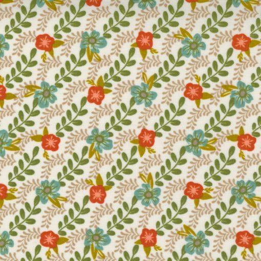 Moda - Songbook - Trellis Climb Dove Wing 45524 11