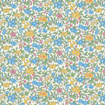 Liberty - Flower Show Midsummer - Forget Me Not Blossom 04775727D