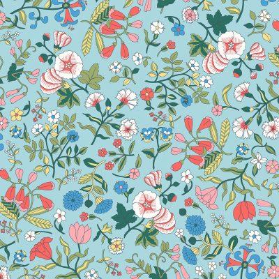 Liberty - Flower Show Midsummer - Wildflower Field 04775954A