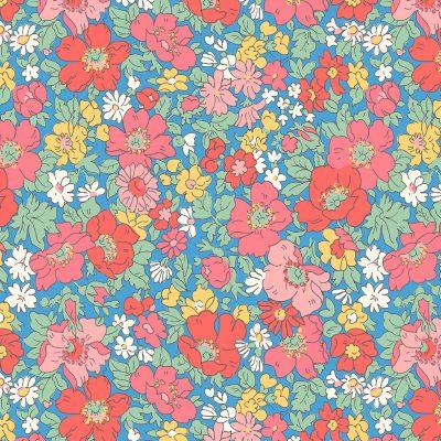 Liberty - Flower Show Midsummer - Cosmos Flower 04775956A