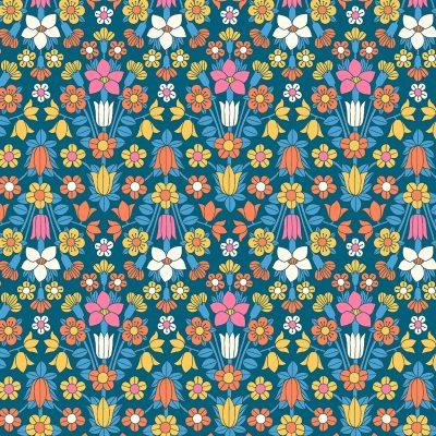 Liberty - Flower Show Midsummer - Hampstead Meadow 04775964A