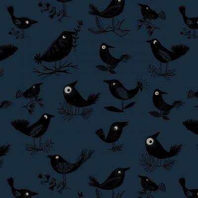 Dashwood - Full Moon - MOON 1881 Crows