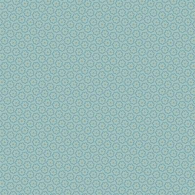 Makower - Bluebird by Edyta Sitar - 9844/B Perriwrinkle