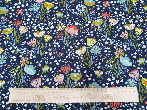 Moda - Songbook - Posie Pocket Midnight 45522 15