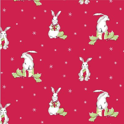 Craft Cotton Co - Christmas Critters Bunny Rabbit 2796-04