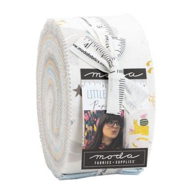 Moda – Little Ducklings by Paper + Cloth – Jelly Roll 25100JR