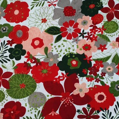 Moda Fabrics - Hustle & Bustle Blizzard 30660 11