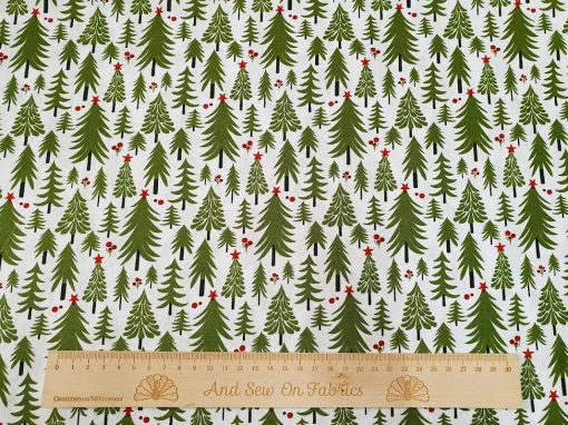 Moda Fabrics - Hustle & Bustle Blizzard 30662 12